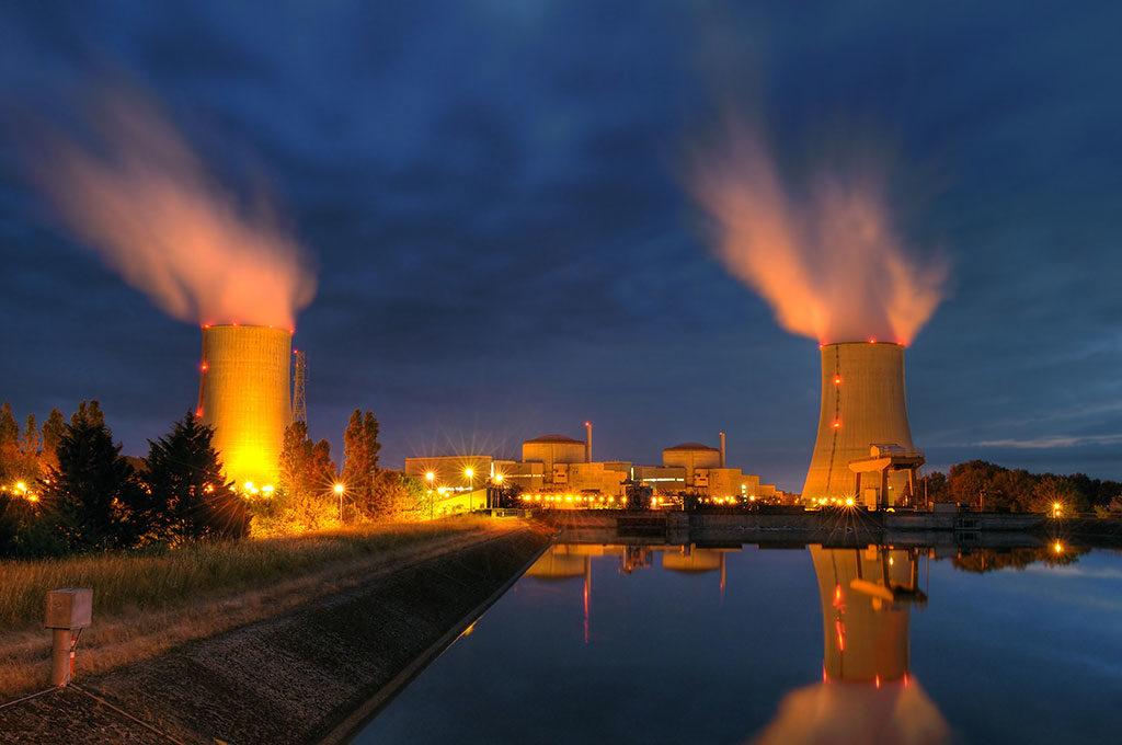 Démantèlement centrale nucléaire